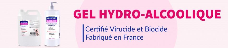 Sharmel France | Gel Hydro-Alcoolique