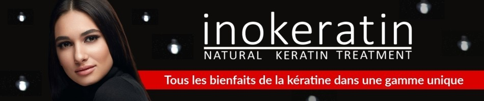 INOKERATIN | Lissage Brésilien par Sharmel France